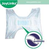 Pannolino/pannolino adulti del panno con lo strato blu di distribuzione di aquisizione