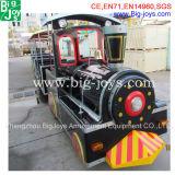 Электрический Trackless поезд, электрический гуляя поезд для парка атракционов (BJ-ET21)