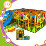 Projeto interno macio colorido de Plagyround para o campo de jogos dos miúdos