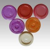 Coperchi dei formati e dei colori differenti (G56)