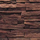 Piedra artificial de la cultura para la pared externa