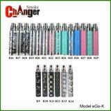 Les batteries Sigelei EGO K POUR CE4 Clearomizer