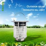 Lâmpada do assassino do mosquito da potência de Solar+