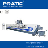 CNCのプロフィールのアルミニウム訓練の叩く製粉機械Pyb