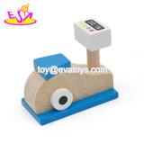 나무로 되는 체조 장난감, 소형 싼 크리스마스 아이들을%s 나무로 되는 장난감 체조, 아기 W06b033를 위한 DIY 체조 장비 장난감이 새로운 발명품에 의하여 농담을 한다