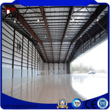Hangar da construção de aço dos edifícios do metal
