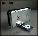 新しい90度の回転ステンレス鋼ガラスのヒンジクランプ(HR1500G-6B)