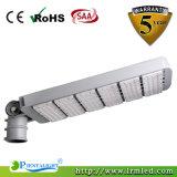 Lumière de rue à LED réglable à la lumière de rue 300W LED