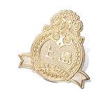 Souvenir d'ottone Gift e Soft Enamel Badge (GZHY-FFL-003)