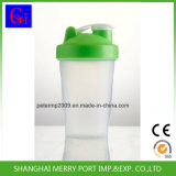 400ml 16oz Plastikschüttel-apparat füllt Joyshaker Cup-Sport-Wasser-Flaschen ab