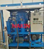 Tipo de Reboque Zym a filtragem do óleo isolante, purificador de óleo