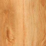 Papel de madeira da melamina da grão da pera para penal
