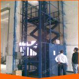 يدويّة [غيد ريل] مصعد لأنّ شحن يستعمل
