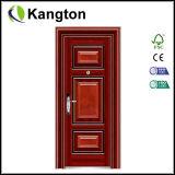 新しいデザイン鋼鉄ドアの単一の葉のドアの機密保護の鋼鉄ドア(鋼鉄ドア)