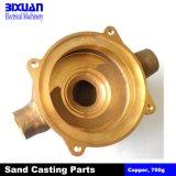 Sand-Gusserzeugnis-Messingteil-Messingprodukt-Stahlgußteil