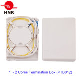 4 ports Fibre Optique LC Boîtier de terminaison de câble (PTB012)