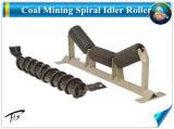 D133*1150 Carvão Espiral do Transportador do Rolete da Engrenagem Intermediária