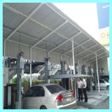Grosses soldes! Two Post Parking Lift / China Car Parking Shelters