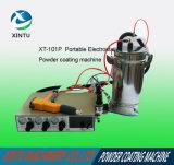Machine d'enduit électrostatique portative de poudre pour le laboratoire