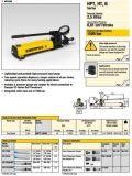 Enerpac Hpt-Series, tensión de la bomba de mano de HPT-1500