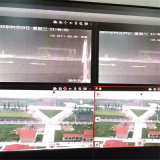 3-5km 장거리 옥외 급상승 열 PTZ CCTV 사진기