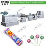 Bubble-Gum Center-Filled rótula Piruleta Línea de producción (GF200)
