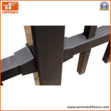 구멍을 뚫은 관 가로장 수비대 방호벽 위원회로 검술하는 눌러진 창 상단 안전 강철