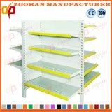 Mehrschichtiges Supermarkt-Metallregal-Bildschirmanzeige-Fach-Ladenregal (Zhs69)