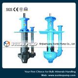 Bomba de depósito centrífuga vertical para o tratamento da água