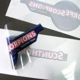 Ventana y adhesivo de vinilo, auto adhesivo, etiqueta etiqueta