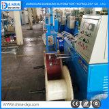 Máquina de una sola capa de la producción del cable de la protuberancia del conductor de la alta precisión