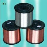 Alambre de soldadura sólido del blindaje del gas del CO2 de la aleación de cobre de Aws MIG Er70s-6 con CCS, Ce, ISO