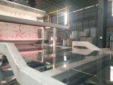 strato solido del PC del policarbonato di 0.75mm Transparant per il materiale da costruzione di plastica della parete del tetto della tenda
