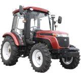 50HP 4WD de Tractor van het Landbouwbedrijf/de Machines van het Landbouwbedrijf met LandbouwInstrumenten