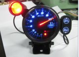 Nieuwe 80mm Defi Style Stepper Motor Toerenteller Blue LED met Shift Light