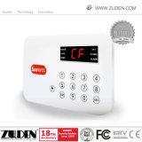 Sistema de alarma casero de ladrón del G/M con la radio 8