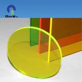 Colgando tablero de la muestra de la alta calidad de acrílico