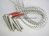 ステンレス鋼の単一の端の高密度M3電気カートリッジヒーターの発熱体