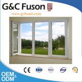 Thermischer Bruch-Aluminiumfenster mit Neigung-und Drehung-Öffnungs-Methoden