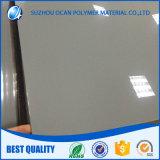 Donkere Grijze Dikte 1mm van het Blad van pvc Plastic voor Meubilair