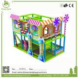 安い子供の屋内運動場か屋外の運動場装置