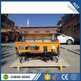 Cement die het van uitstekende kwaliteit van de Bouw van de Muur het Pleisteren Machine teruggeven
