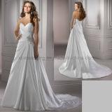 Nuovi vestiti da cerimonia nuziale dell'innamorato/abiti su ordinazione (jenny-003)