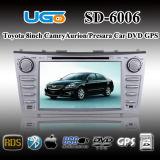 8 pouces pour lecteur de DVD GPS Autoradio Toyota Camry/Aurion/-6006 Presara (SD)