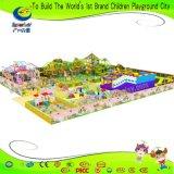 Спортивная площадка всестороннего центра занятности крытая с парком Trampoline