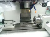 Vertical fraiseuse CNC 4 axes pour le traitement des métaux VMC7040