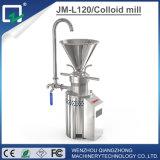 Jm-L120 en acier inoxydable sanitaires colloïde Mill le lait de soja Making Machine