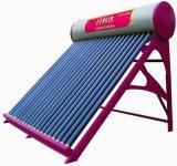 Riscaldatore di acqua solare con la bobina di rame all'interno