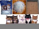 Umweltfreundliche des Kristall-1-8mm Masse Silikagel-Katze-der Sänfte-3.8L