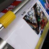 Auto Linerless froid grand format de film de plastification à froid avec outil de coupe